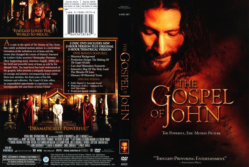 bible study gospel of john chapter 1